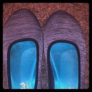 Skechers Memory Foam ballet type flats size 9